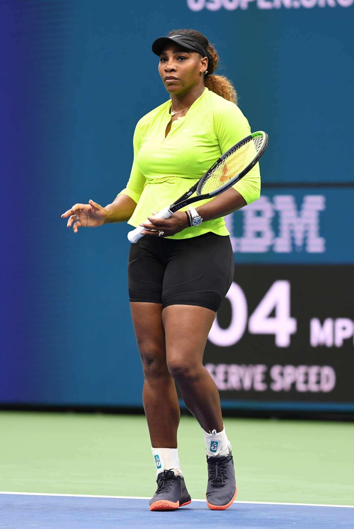 Serena Williams - 2019 US Open at the Arthur Ashe Stadium ...