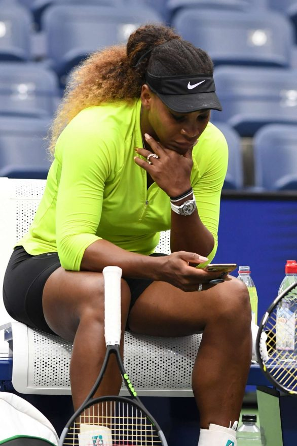 Serena Williams - 2019 US Open at the Arthur Ashe Stadium in Flushing Meadows