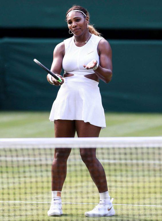 Serena Williams - 2019 Wimbledon Tennis Championships in London