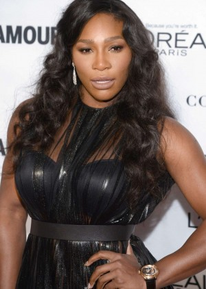 Serena Williams - 2015 Glamour Women of the Year Awards in NY