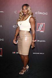 Serena Williams - 4th Annual Sports Illustrated Fashionable 50 Party in LA