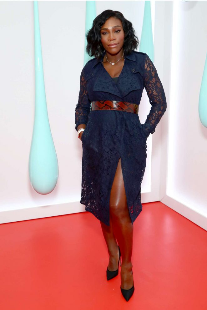Serena Williams - Burberry celebrates the Launch Of The DK88 Bag in NYC
