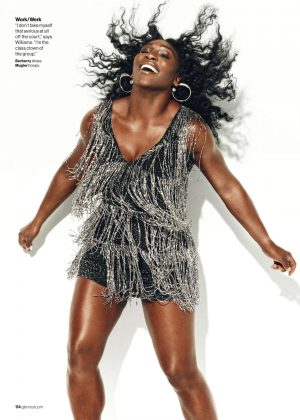 Serena Williams - Glamour US Magazine (July 2016)