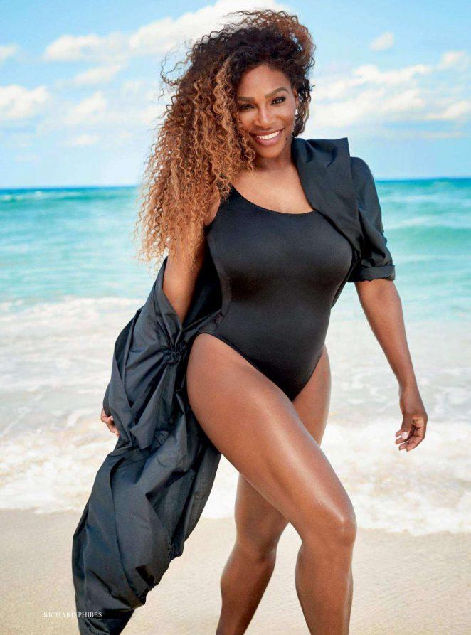 Serena Williams - Harper's Bazaar UK Magazine (July 2018)