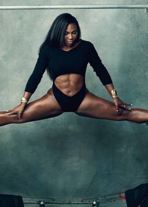 Serena Williams – New York Magazine Photoshoot – GotCeleb