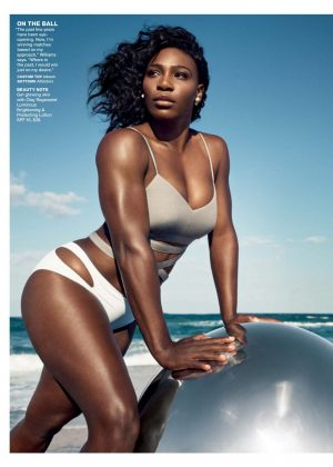 Serena Williams - Self Magazine (September 2016)