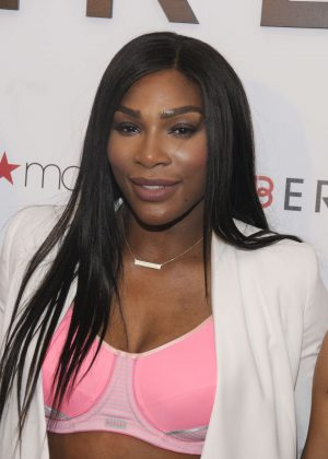 Serena Williams - Special launch celebration of Berlei Sports bras in New York