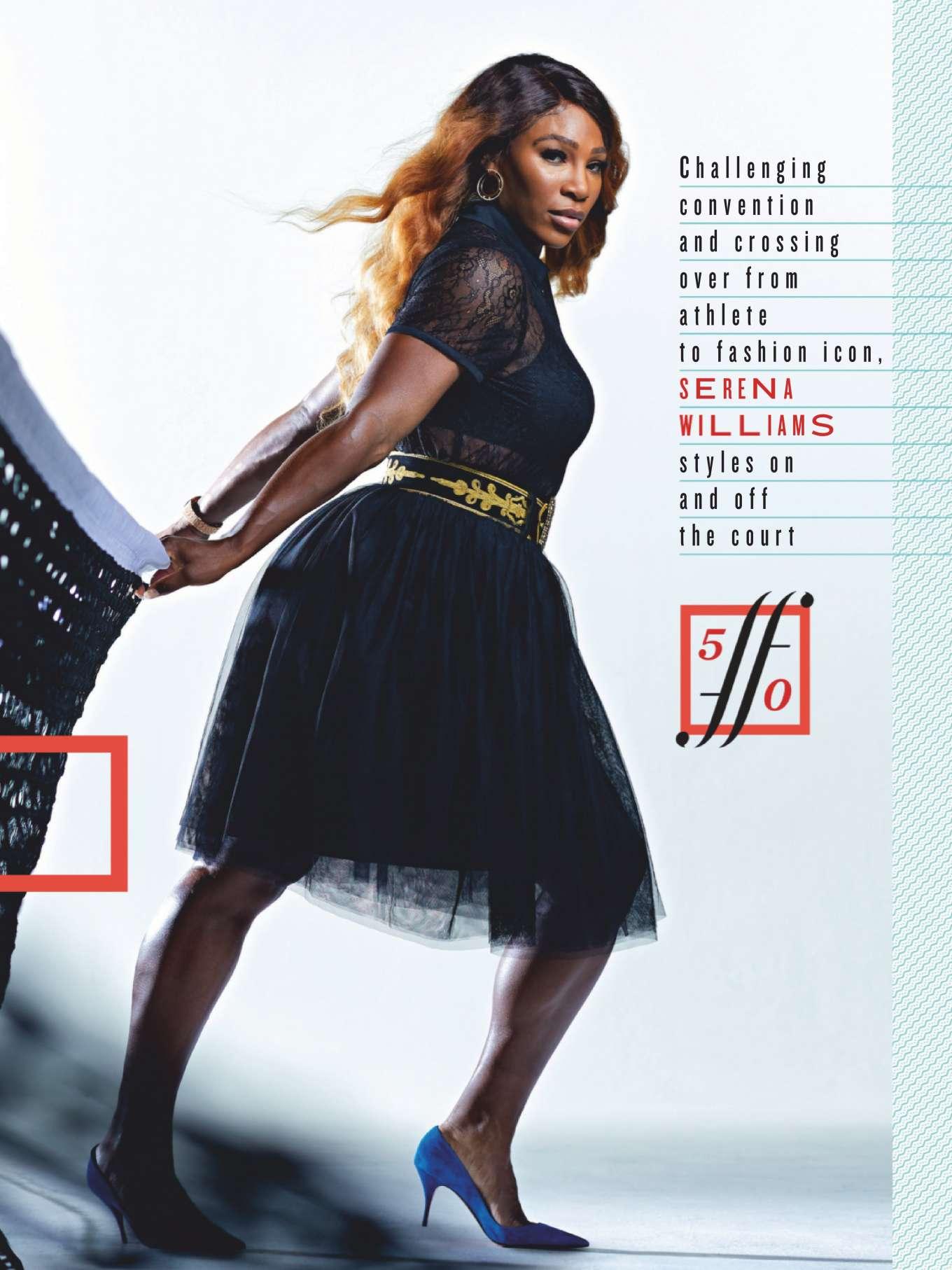 Serena Williams - Sports Illustrated Magazine (July/August 2019)