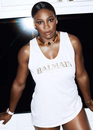 Serena Williams - WSJ Magazine (July/August 2016)