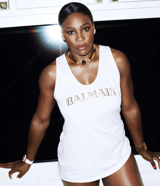 Serena Williams - WSJ Magazine (July/August 2016)