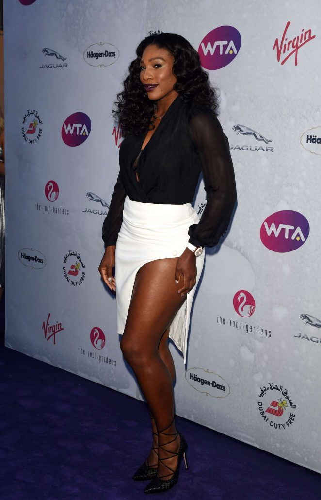 Serena Williams - WTA Pre-Wimbledon Party 2016 in London