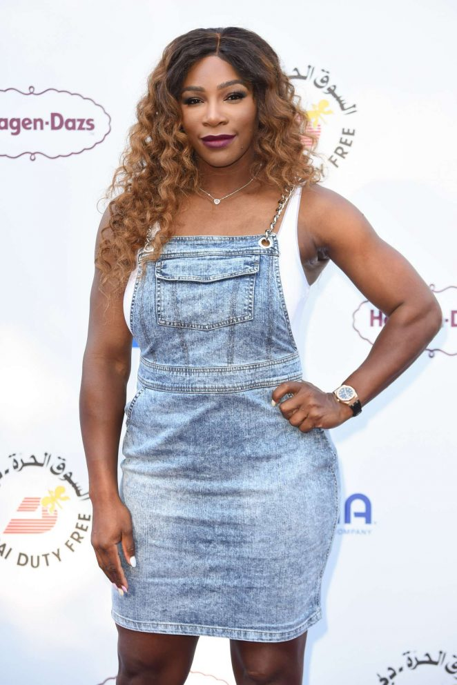 Serena Williams - WTA Tennis On The Thames Evening Reception in London