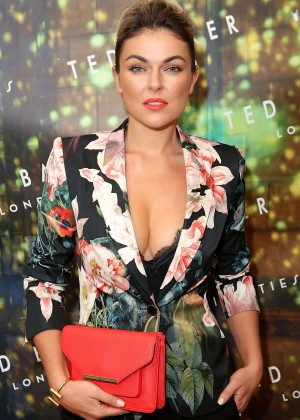 Serinda Swan - The Carondelet House in Los Angeles