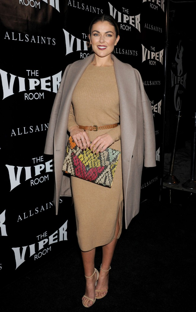 Serinda Swan: The Official Viper Room Re-Launch Party -02
