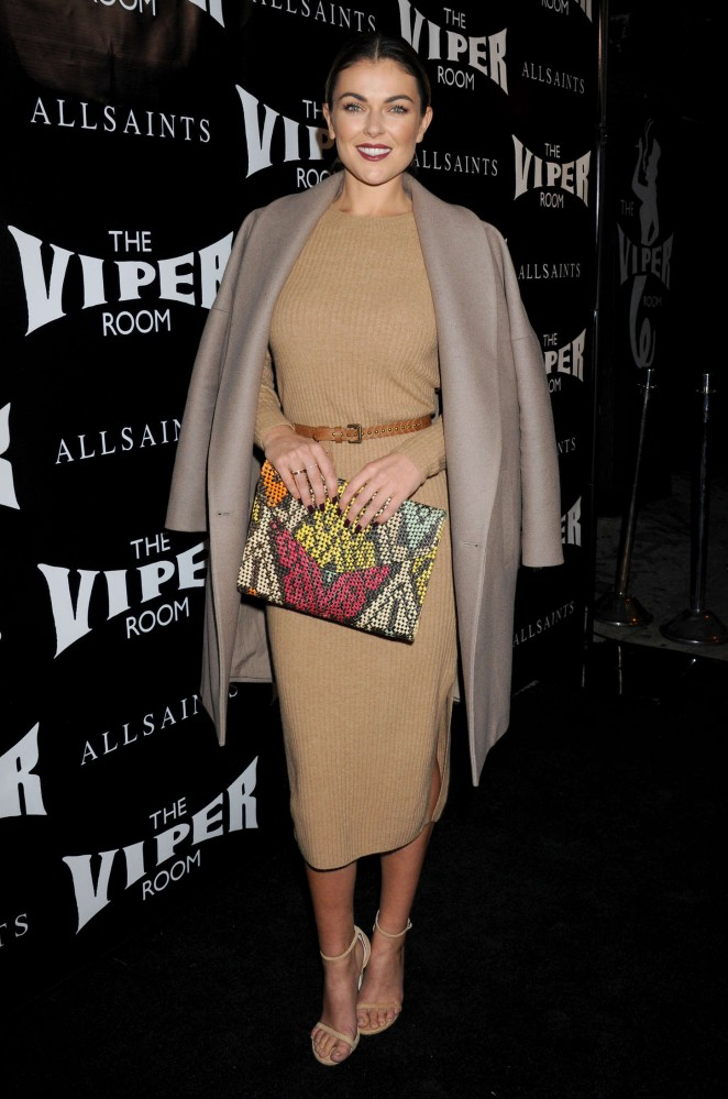 Serinda Swan: The Official Viper Room Re-Launch Party -05