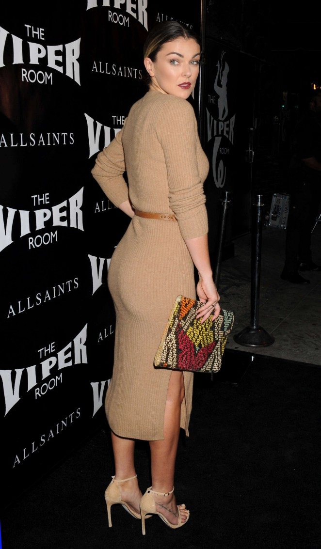 Serinda Swan: The Official Viper Room Re-Launch Party -06