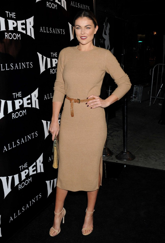 Serinda Swan: The Official Viper Room Re-Launch Party -08