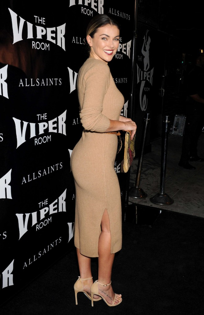 Serinda Swan: The Official Viper Room Re-Launch Party -10