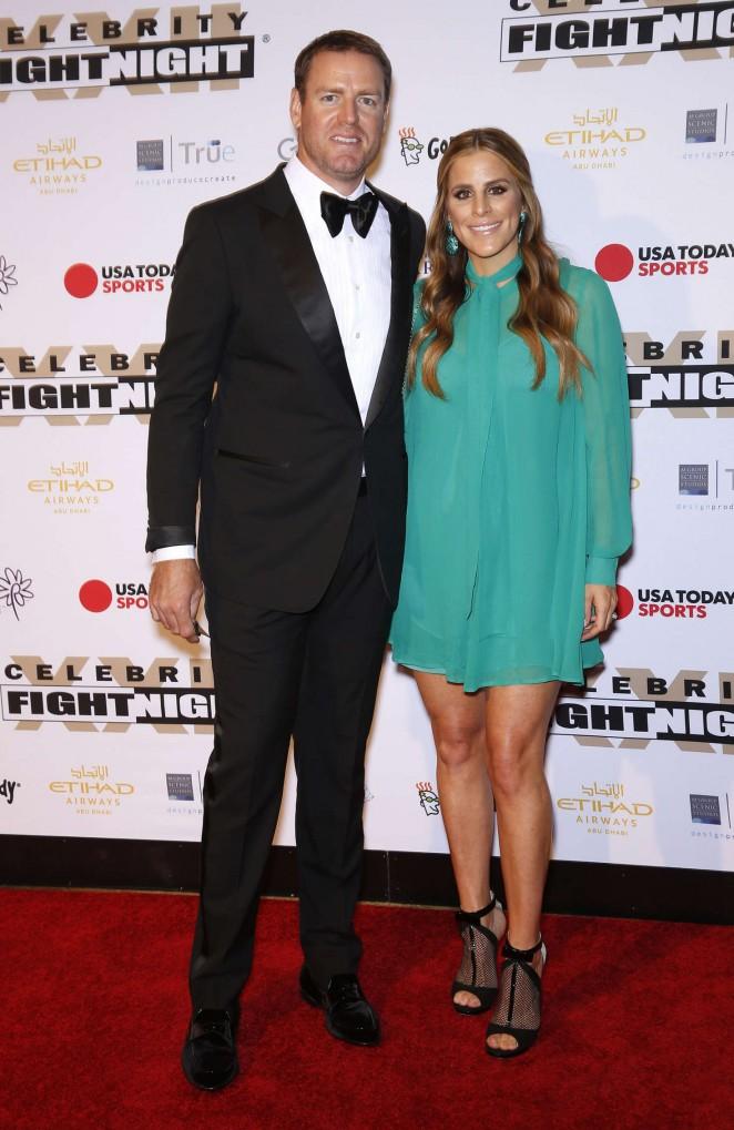 Shaelyn Palmer - 2016 Muhammad Ali's Celebrity Fight Night in Phoenix