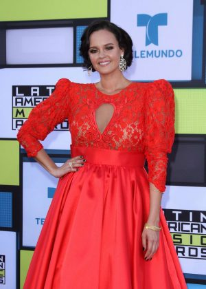 Shaila Durcal - Latin American Music Awards 2016 in Los Angeles