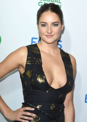 Shailene Woodley - 2016 Global Green Environmental Awards in Los Angeles