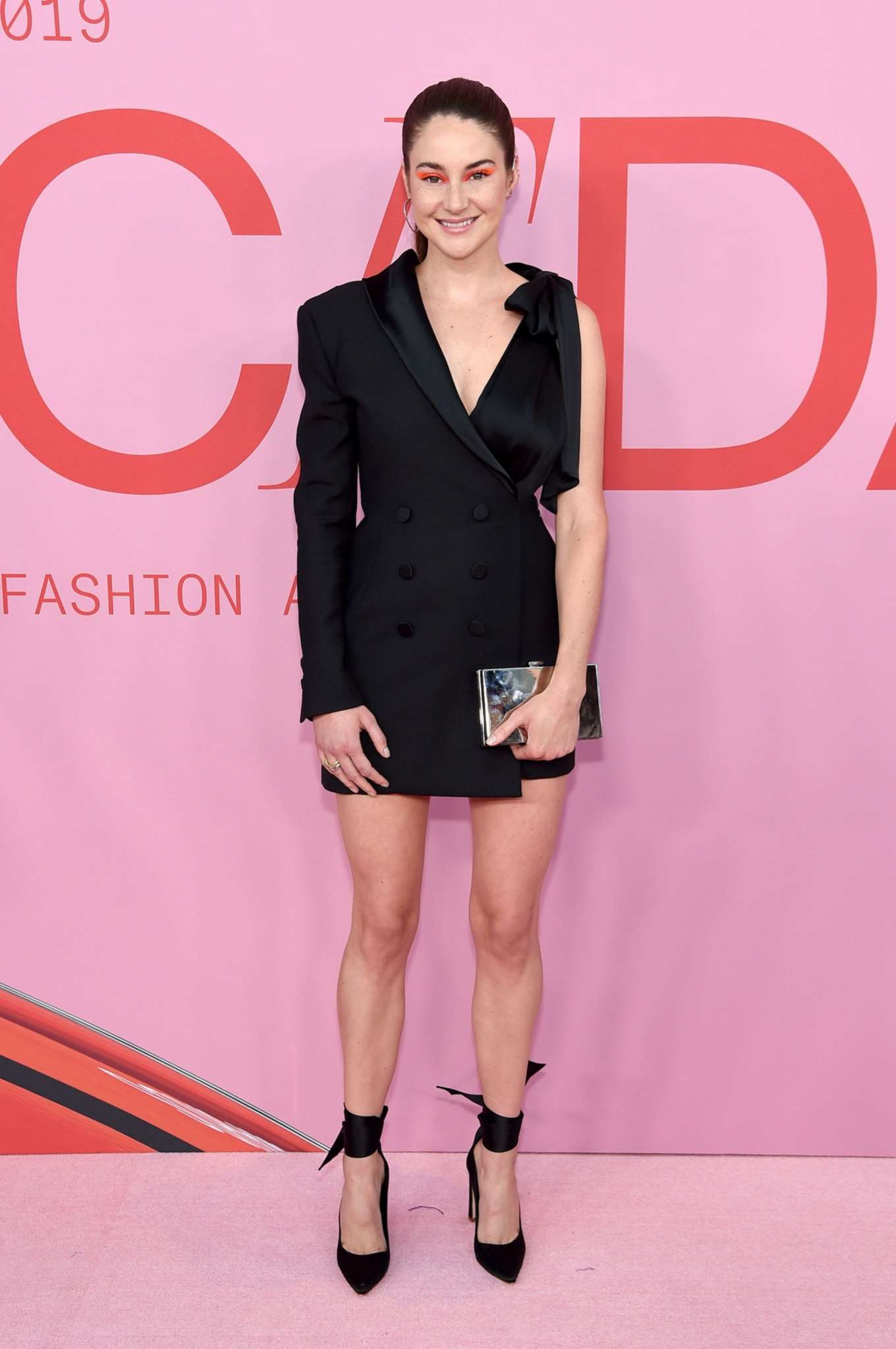 Shailene Woodley - 2019 CFDA Fashion Awards in NYC