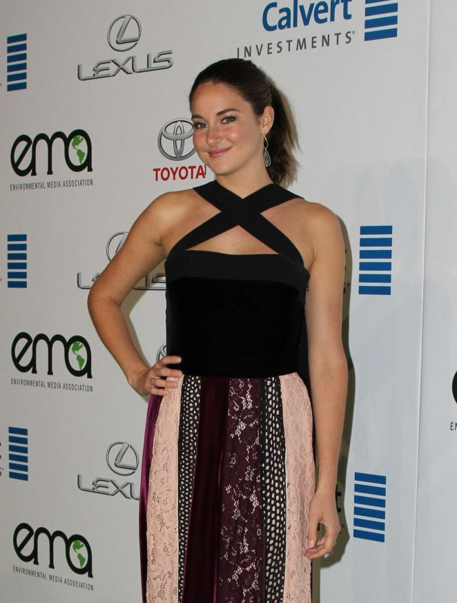 Shailene Woodley - 26th Annual EMA Awards in Burbank