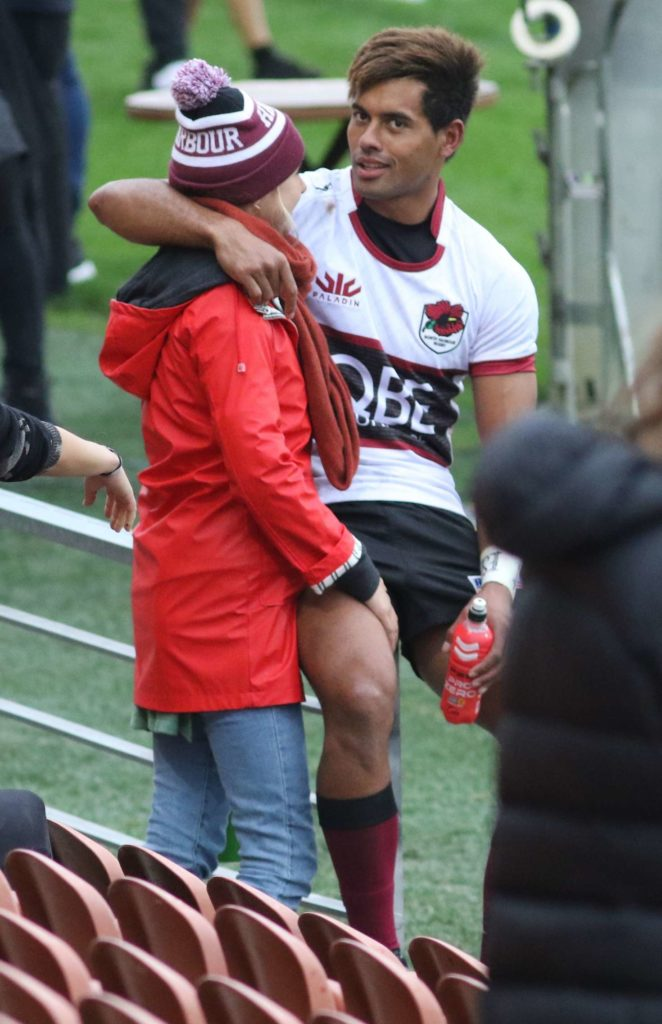 Shailene Woodley and Ben Volavola out in Auckland