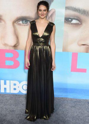 Shailene Woodley - 'Big Little Lies' Premiere in Los Angeles