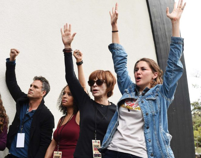 Shailene Woodley: Climate Revolution Rally -27