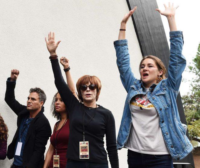 Shailene Woodley: Climate Revolution Rally -57