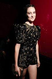Shailene Woodley - Dior Party in Paris