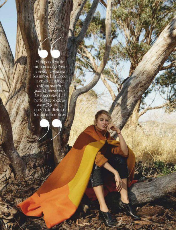 Shailene Woodley - Elle Espana Magazine (April 2020)