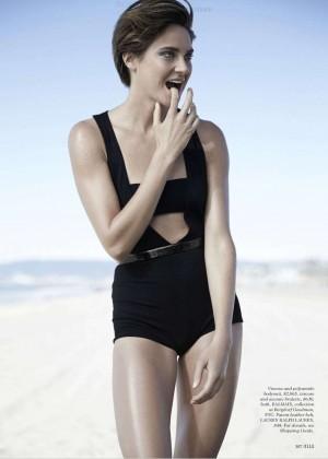Shailene Woodley - Elle US Magazine (April 2015)