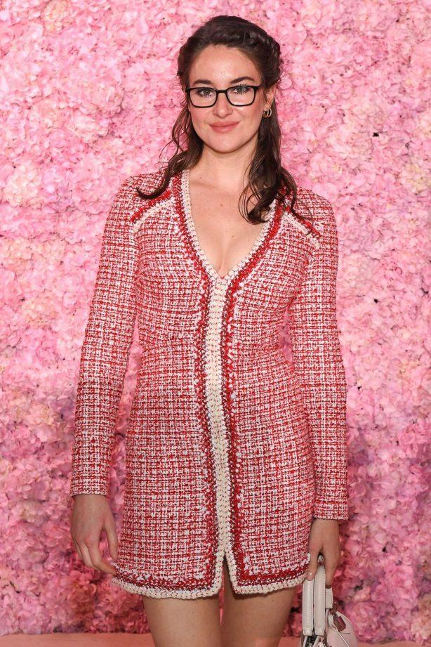 Shailene Woodley - Giambattista Valli Show at Paris Fashion Week 2020