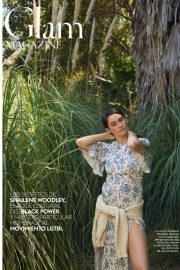 Shailene Woodley - Glamour Espana Magazine (July 2019)