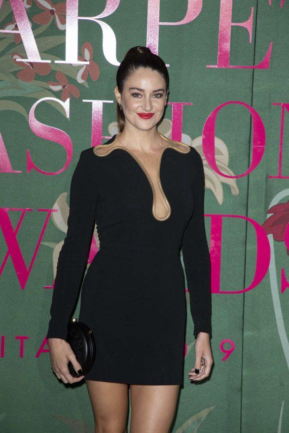 Shailene Woodley - Green Carpet Fashion Awards 2019 in Milan