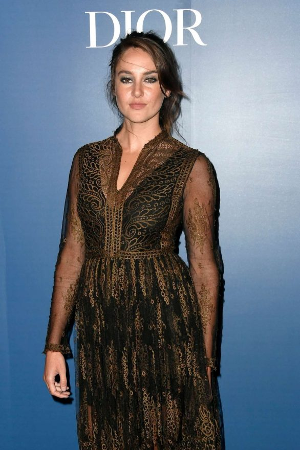 Shailene Woodley - HFPA x The Hollywood Reporter party in Toronto