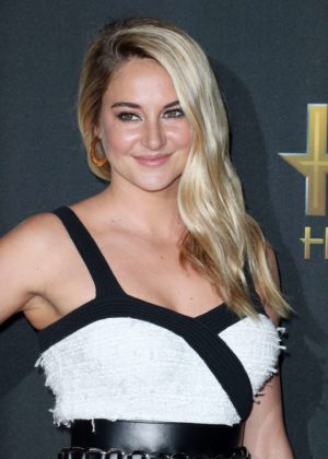 Shailene Woodley - Hollywood Film Awards 2017 in Los Angeles