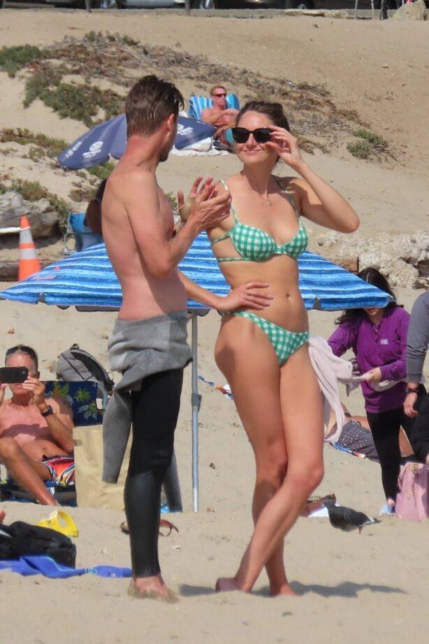 Shailene Woodley - In a bikini in Malibu