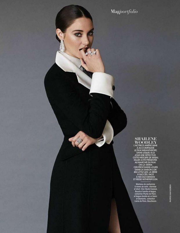 Shailene Woodley - Madame Figaro Magazine (June 2019)