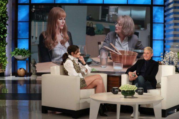 Shailene Woodley 2019 : Shailene Woodley: On The Ellen DeGeneres Show-03