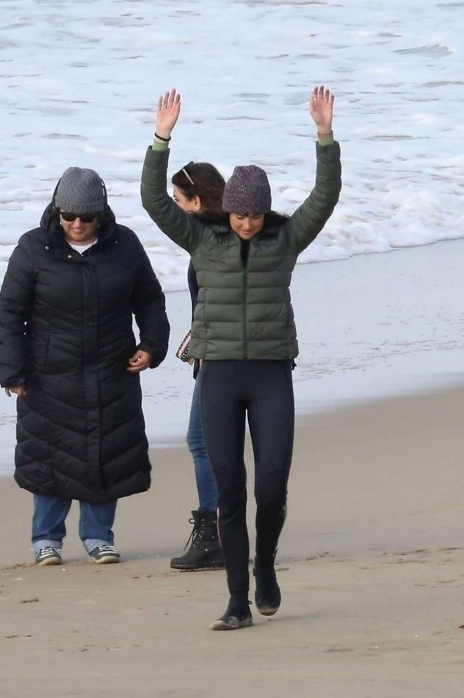 Shailene Woodley out in Sausalito