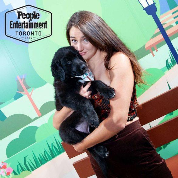 Shailene Woodley - PEOPLE Entertainment Weekly Portraits 2019 TIFF (September 2019)