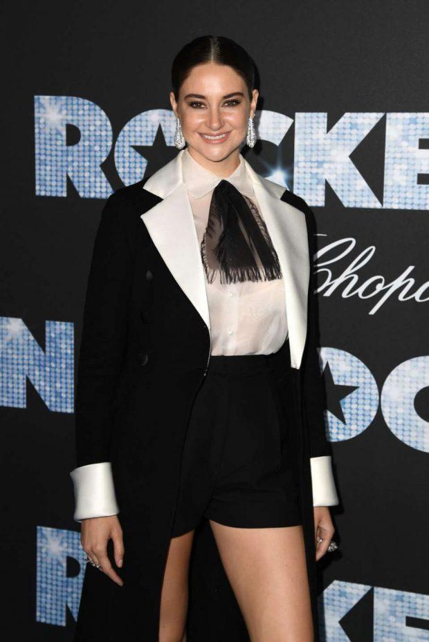 Shailene Woodley - 'Rocketman' Gala Party at Cannes Film Festival