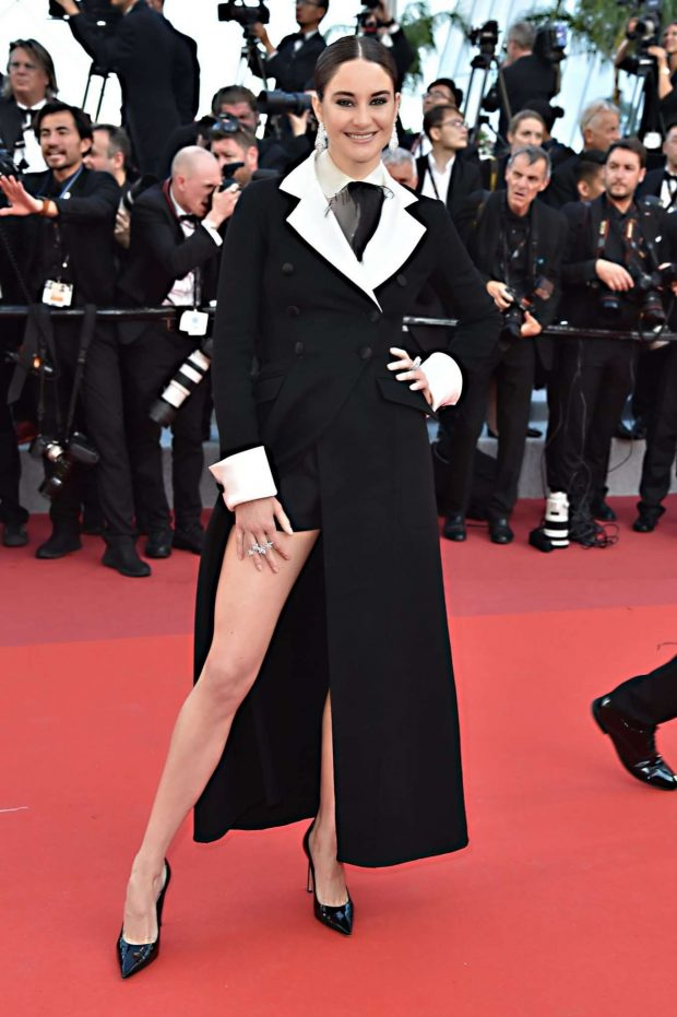 Shailene Woodley - 'Rocktman' Screening at 2019 Cannes Film Festival