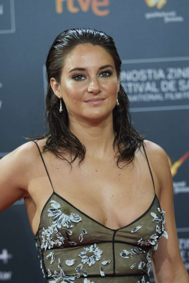 Shailene Woodley - 'Snowden' Premiere at 64th SSIFF in San Sebastian