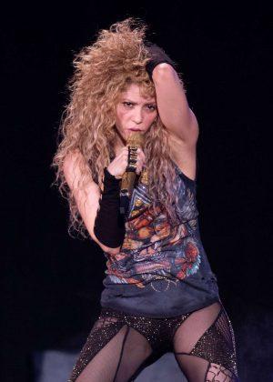 Shakira - El Dorado - World Tour Concert at the Barclaycard Arena in Hamburg