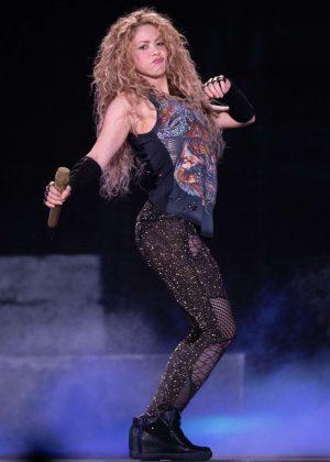 Shakira - 'El Dorado' World Tour Concert in Hamburg