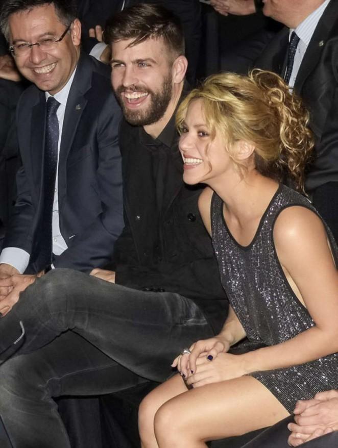 Shakira - Festa De Esport Catala Awards 2016 in Barcelona